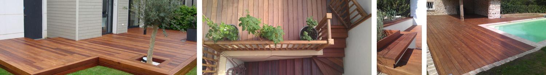 terrasse bois exotique lames de terrasse bois terrasse bois exterieurs. Black Bedroom Furniture Sets. Home Design Ideas