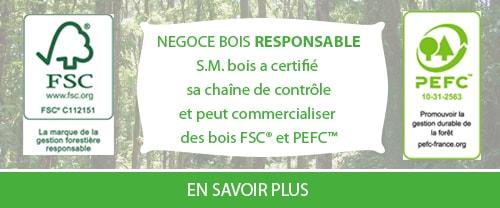 SM bois PEFC FSC