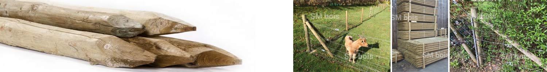 piquet en bois
