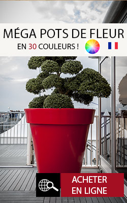 pot couleur